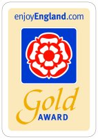Gold Award (Sticker Sign) small